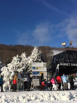 Bristol Mountain Ski & Snowboard Resort Live Webcam, Snow Reports, Trail Maps