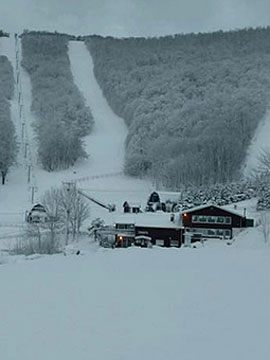 Plattekill Mountain Live Webcam, Snow Reports, Trail Maps
