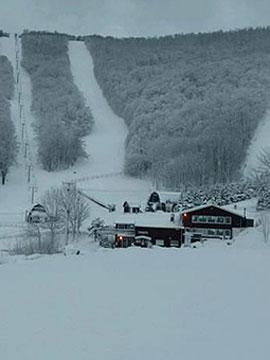 Plattekill Mountain Live Webcam, Snow Reports, Trail Maps