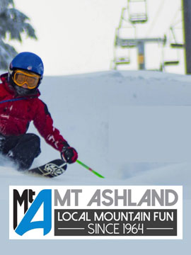Mt. Ashland Ski Area Live Webcam, Snow Reports, Trail Maps