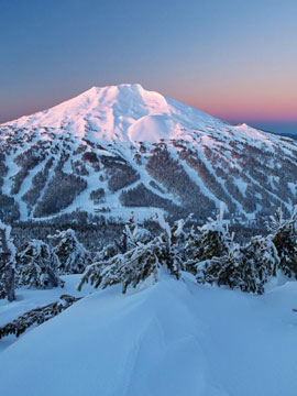 Mount Bachelor Ski Resort Live Webcam, Snow Reports, Trail Maps