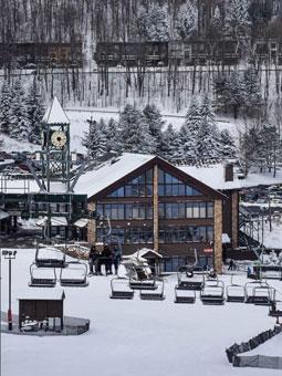 Hidden Valley Four Seasons Resort Webcam