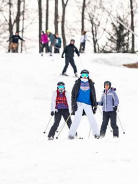 Jack Frost Ski Resort Live Webcam, Snow Reports, Trail Maps