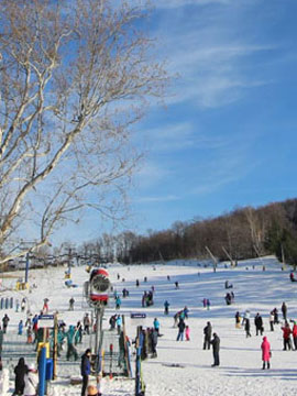 Liberty Mountain Resort Live Webcam, Snow Reports, Trail Maps