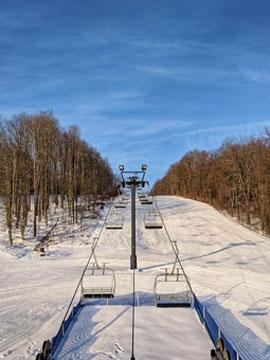 Mount Pleasant of Edinboro Live Webcam, Snow Reports, Trail Maps