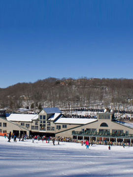 Shawnee Mountain Ski Area Live Webcam, Snow Reports, Trail Maps
