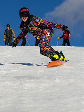 Whitetail Ski Resort Live Webcam, Snow Reports, Trail Maps