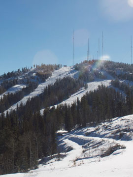 Terry Peak Ski Area Live Webcam, Snow Reports, Trail Maps