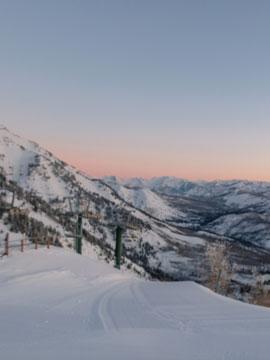 Sundance Mountain Resort - Bearclaw Summit Cam
