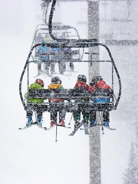 Mission Ridge Ski & Board Resort Live Webcam, Snow Reports, Trail Maps
