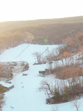 Devils Head Resort Live Webcam, Snow Reports, Trail Maps