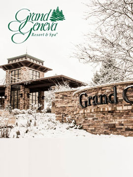 Grand Geneva Resort & Spa Live Webcam, Snow Reports, Trail Maps