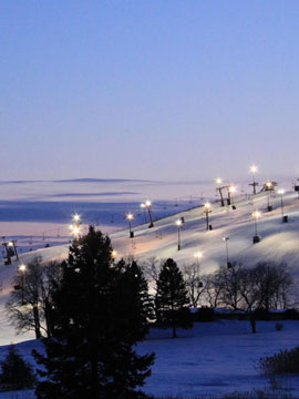 Wilmot Mountain Ski Resort Live Webcam, Snow Reports, Trail Maps