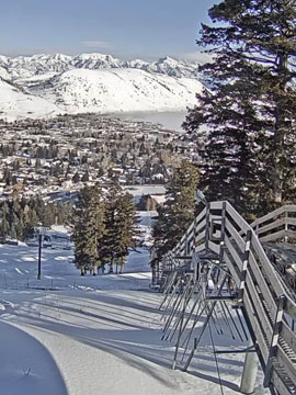 Snow King Mountain Resort - Live Mountain Cam