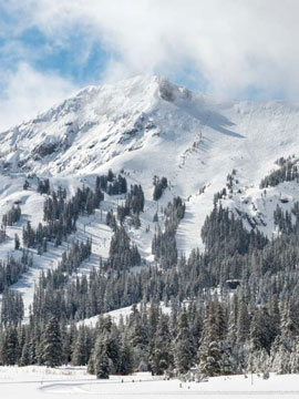 Kirkwood Mountain Resort Live Webcam, Snow Reports, Trail Maps