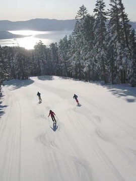 Northstar California Resort Live Webcam, Snow Reports, Trail Maps