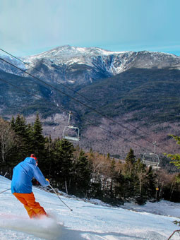 Wildcat Mountain Ski Resort Live Webcam, Snow Reports, Trail Maps