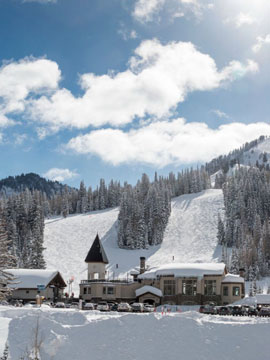 Solitude Mountain Resort Live Webcam, Snow Reports, Trail Maps