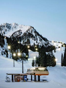 Stevens Pass Mountain Resort Live Webcam, Snow Reports, Trail Maps