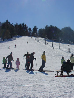 Powderhouse Hill Ski Area Live Webcams, Snow Reports & Current Conditions