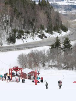 Quoggy Jo Ski Club Webcam Maine