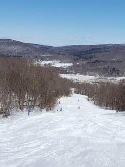 Song Mountain Ski Area Webcam