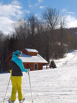 Titus Mountain Family Ski Center New York