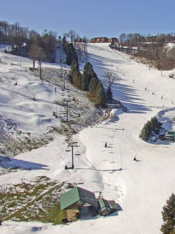 Seven Springs Mountain Resort Base Cam