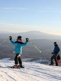Bromley Mountain Ski Resort