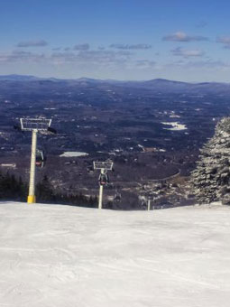 Stratton Mountain Resort Summit Cam