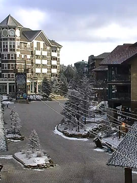 Village Snowshoe Mountain Resort Webcam, Snow Reports, Trail Maps