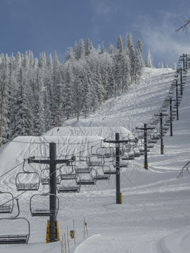 Arizona Snowbowl Gondola Live Ski Cam