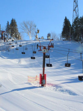 Little Switzerland Ski Area - Base Cam